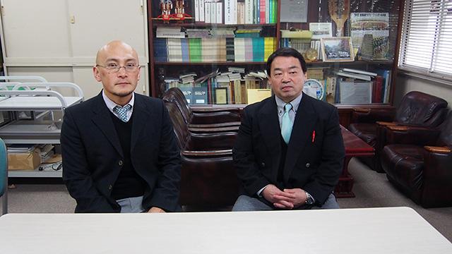 専修大学松戸対応してくださった先生