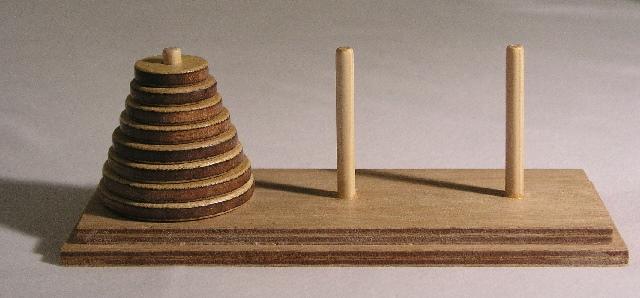 ハノイの塔