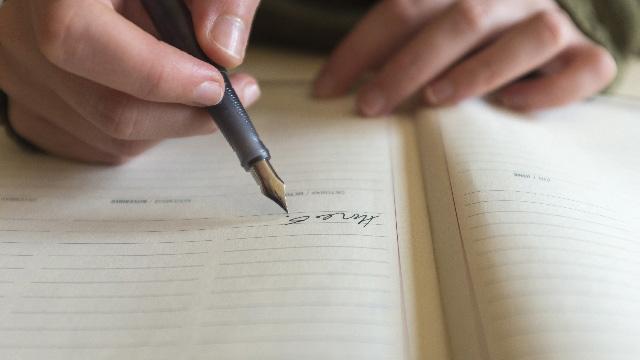 今万年筆がアツい