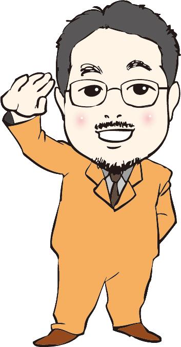 管野先生カラーイラスト